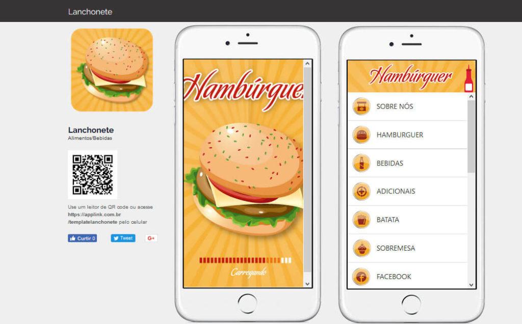 App Hamburguer