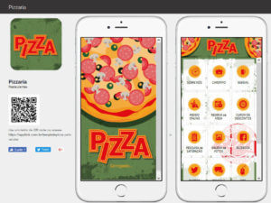 Delivery Pizza App