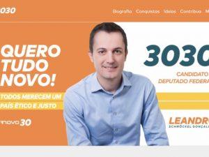 Leandro Schmöckel Gonçalves portfolio fortesweb